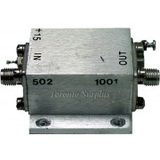 Amplifier +15V Input
