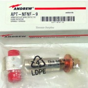 Andrew APT-NFNF-9 / APTNFNF9 N Female Surge Protector BRAND NEW / NOS
