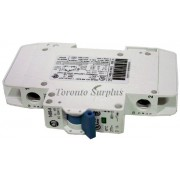 Allen Bradley 1489-A / 1489A / 1489-A1D010 / 1489A1D010 Industrial Circuit Breaker Ser. A -1 Pole, 277VAC 48 VDC BNIB / NOS