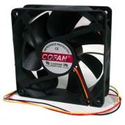 """Cofan F-1238HH24B / F1238HH24B / F1238 / F-1238 5""""x5"""" 24VDC, 0.70A Impendance Protected Fan"""
