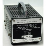 af 12V, 1.9A Lambda LCS-A-12 Power Supply, Linear, Enclosed Frame 12 VDC, 1.9 Amp