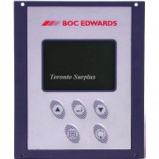 BOC Edwards D39711000 TIC Turbomolecular Pump Controller 100W RS232