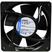 Ebmpapst 4184N/2XH / 4184N2XH / 4184N 2XH Series 4100N DC Axial Fan BRAND NEW / NOS