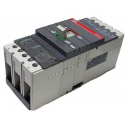 ABB S4N SACE S4 PR211 3 Pole Circuit Breaker 600V 250A