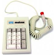 Matrox A3100474 E-Keypad Numeric Keypad NOB/NEW