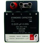 General Radio Company 1409-K Standard Capacitor