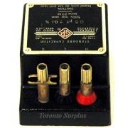 General Radio Company 1409-X Standard Capacitor