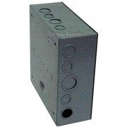 Indoor Steel Electrical Enclosure / Case with Knockout