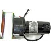 Bodine 24A2BEPM-D3 Gearmotor 130 VDC, .30A, 1/29 HP