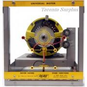 Lab-Volt / LabVolt EMS 8254 Universal Motor / Electromechanical Training System