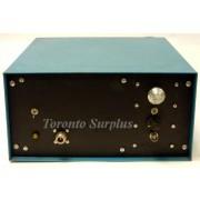 YIG Tuned GaAs Oscillator with Watkins Johnson WJ-5041-309FD. 10.0-16.0 GHz  +8.5DBM - Type N & BNC Connectors