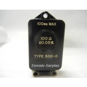 General Radio Type 500-D