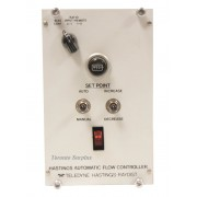 Teledyne Hastings-Raydist FC-2P Automatic Flow Controller With Manual