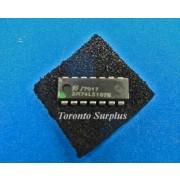 National Semiconductor DM74lLS107N