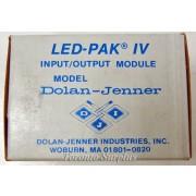 Dolan Jenner 2500 Photoelectric LED-Pak IV Input / Output