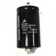 EPCOS B43458-SO278-M1/ B43458SO278M1 Capacitor