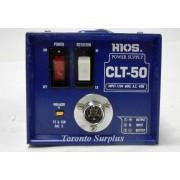 Hios CLT-50 / CLT550 Electric Screwdriver Power Supply  110V
