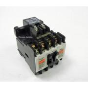 Fuji SC-5-1 / SC51 Magnetic Contactor with SZ-Z5 / SZZ5 Coil Surge Suppressor, 100-250 VAC / DC