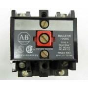 Allen Bradley 700DC-P200Z1 / 700DCP200Z1 NEMA Control Relay