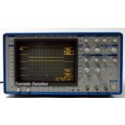 Lecroy 9400A Dual 175 MHz Digital Oscilloscope, 100 Ms/s, 5 Gs/s