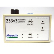 Meech 233v3 Pulsed DC Controller, Pulse Rate/Frequency Range (0.5 to 20 Hz)