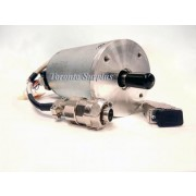 ElectroCraft DEK 160706 / S663-1A/8+100LD+Conns, Model 3, P/N 43-0968  Made by Dunkermotoren GR 80X40 88710 05239 Brushed DC Servo Motor, 40V BNIB / NOS