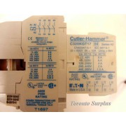 Cutler Hammer D15CR40