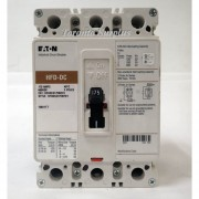 Eaton HFDDC3175WF01 Industrial Circuit Breaker 175A 600 VDC 3 Pole