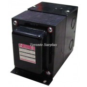 120/240V Pri. 12/24V Sec. 250va Hammond EJ 4E! / EJ4EA Control Transformer (Default)