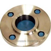 "ASTM SA182 F304/304L 150 B16 1 1/2"" 1422S Stainless Steel Flange"