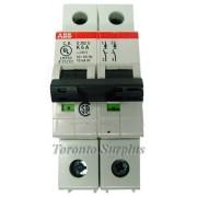 ABB S 202U K25A 240V 50/60Hz Circuit Breaker