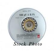General Radio 1406-D / 1406D Coaxial Capacitance Standard
