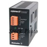 af  12-15V,   3A Weidmuller Connect Power CP SNT 55W  / 9927480012 Switch-Mode Power Supply Unit 1 O/P, 55W, 3A, 12V