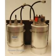 Sinclair Technologies YA3-03194-01R1 UHF 2 Cavity Duplexer with Dual Ferrite Isolator, Rack Mount,  Frequency TX:421.3375 MHz