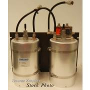 Sinclair Technologies YA3-03194-01R1 UHF 2 Cavity Duplexer with Dual Ferrite Isolator, Rack Mount,  Frequency TX:422.9625 MHz