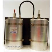 Sinclair Technologies YA3-01260-01 / FP20207*3 UHF 2 Cavity Duplexer, Rack Mount,  Frequency TX:426.5750 MHz