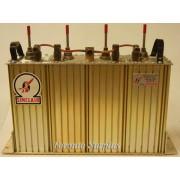 Sinclair Technologies Q3220E UHF  Duplexer, Q-Circuit, rack mount, 406-512 MHz