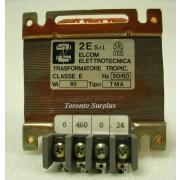 Elcom Elettrotecnica 2E SrL / 2ESrL Class E Transformer