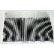 "Custom Aluminum Heat Sink 10 3/4"" x 9"""