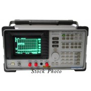 HP 8590A / Agilent 8590A Portable Spectrum Analyzer with OPT 023 RS232C Interface, 9kHz - 1.5GHz