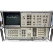 HP 8566B / Agilent 8566B Spectrum Analyzer, Frequency Range From 100Hz to 22GHz