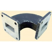X-Band Waveguide 36103 8, 90 Degree Elbow