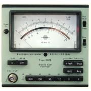 Bruel & Kjaer 2425 Electronic Voltmeter 0-5 Hz to 0-5 MHz