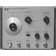 HP 211B / Agilent 211B Square Wave Generator, 1-10 MHz