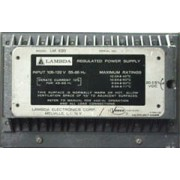 as 20V / 12A Lambda LM-E20 Regulated Power Supply, Switching Type, Enclosed Frame, 20 VDC, 12 A max (Default)