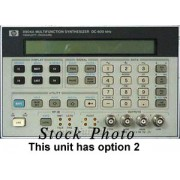 HP 8904A / Agilent 8904A Multifunction Synthesizer (DC-600kHz)