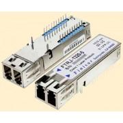 Finisar FTRJ-1320-5 SFF Laser Fiber Optic Transceiver 2.488 Gb/sec
