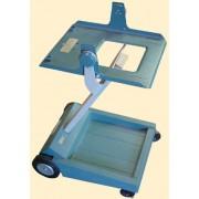 z  Tektronix S-M K-212 / K212, 1 Armed Bandit Scope-Mobile Cart for Oscilloscopes and Test Equipment