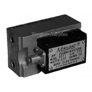 Bird 8071 Miniload - RF Coaxial Load  Resistor / Termination Unit