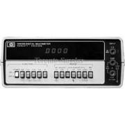 HP 3465B / Agilent 3465B - Digital Multimeter